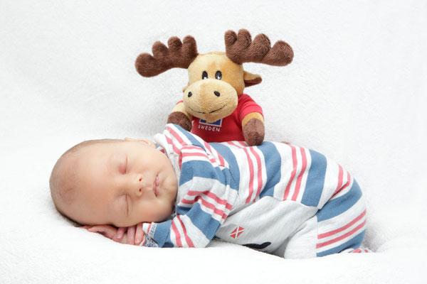 Baby Fotografie im Fotostudio Mumpf - auch als Gutschein