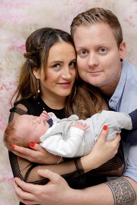 Baby Fotografie - Familienfoto - Fotostudio in Mumpf