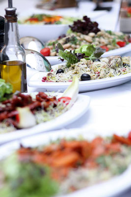 Veganes Catering Antipasti Automic Berlin 2