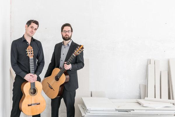 Guitar Duo Alba with Philipp Schmidt
