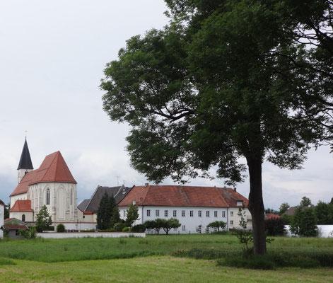 Wallfahrtskirche Sossau