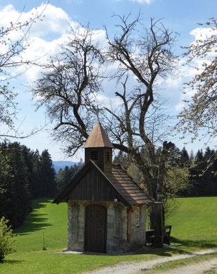 Kapelle bei Ries