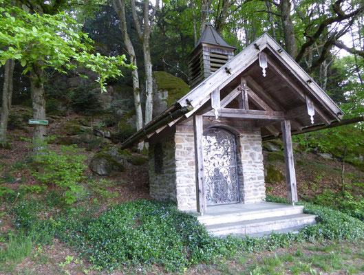 Kapelle bei Arnetstein