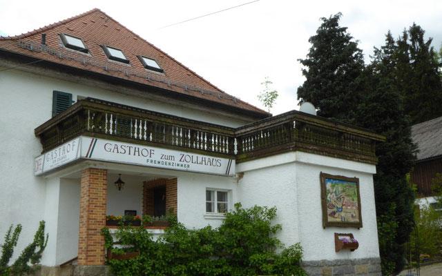 """Das """"Alte Zollhaus"""""""