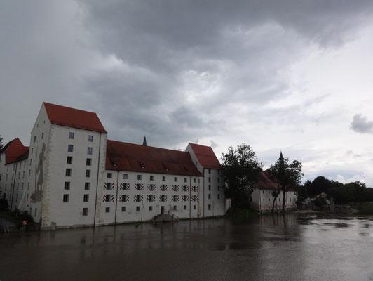 """""""Wasserschloss"""" zu Straubing"""