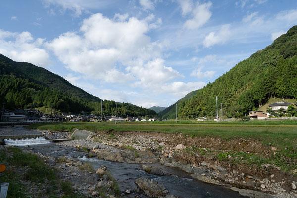 岡本ファームの周辺環境