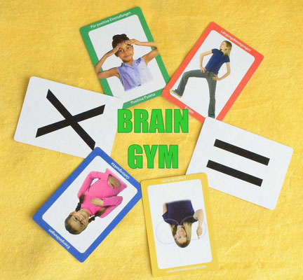 Brain Gym Übungen