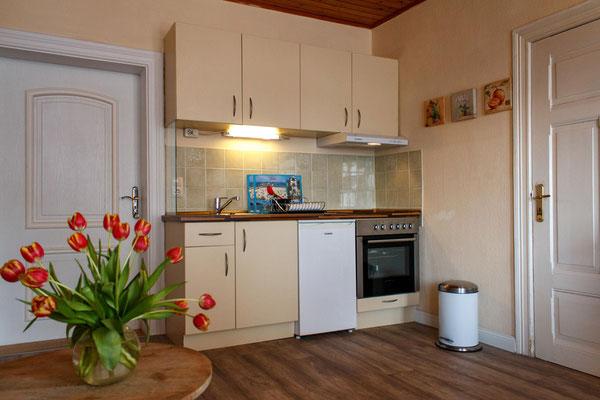 Küche Apartement 6