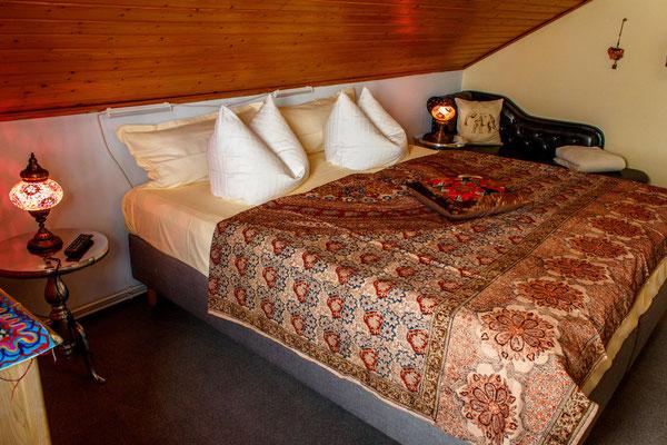 Schlafzimmer Apartement 4