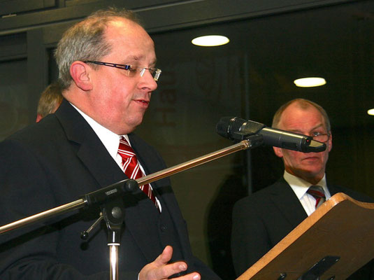 Pfarrer Thorsten Melchert von der evangelischen Kirchengemeinde
