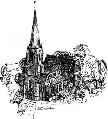 Skizze - Ansicht von oben
