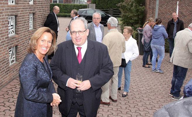 Ökumene wird in Olfen gepflegt - Pastor Thorsten Melchert von der Christuskirche Olfen