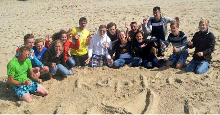 2012 - Ferienfreizeit auf dem Ijsselmeer