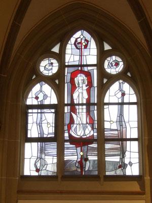 Kirchenfester der Josefs-Kapelle