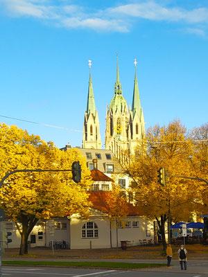 St. Paul Kirche, 27.10.XX
