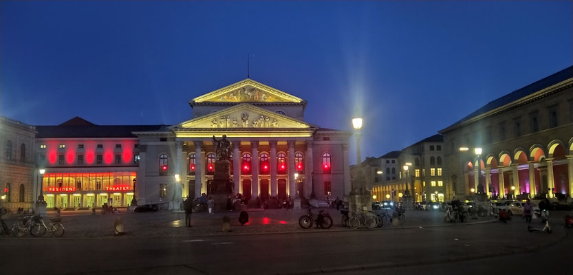 Künstler signalisieren Alarmstufe rot!