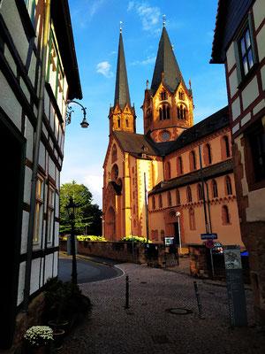 """Marienkirche, Blick aus der """"Engste Gass"""""""
