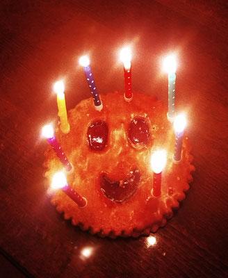 Geburtstagstörtchen für Savvas 😊