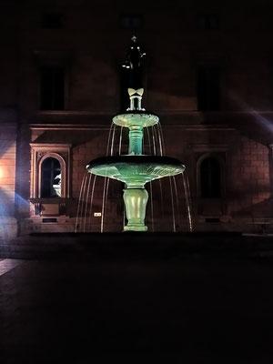 Brunnen vor der Bayr. Akademie der Wissenschaften