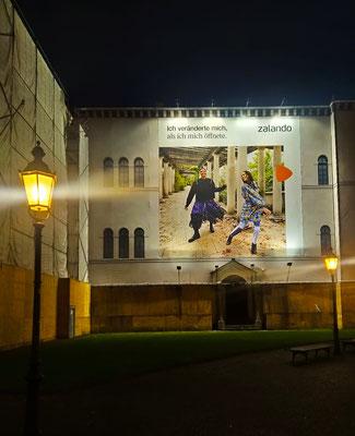 Ludwig Maximilian Universität, Prof.-Huber-Platz