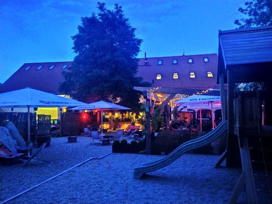 """""""öeins Relaxgarten"""" im Stemmerhof, 18.06. XX"""