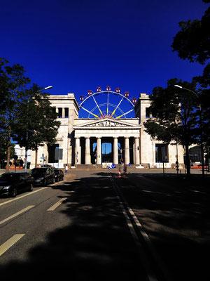 Propyläen, Königsplatz 27.07.XX ...