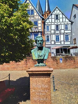 Philipp Reis, Erfinder des Telefons