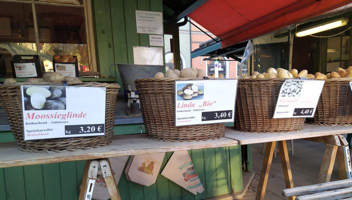 kartoffelstandl am viktualienmarkt