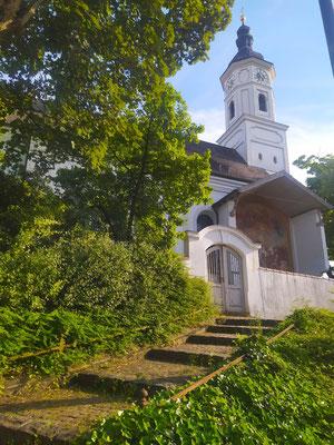Sendlinger Kirche St. Margaret