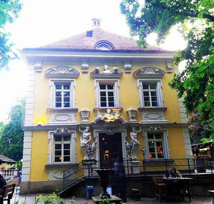 Bamberger Haus, 11 06.XX