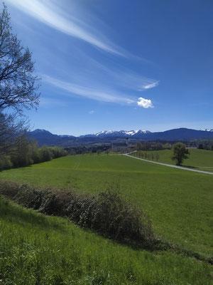 Ausflug ins Chiemgau, 08. Mai '21