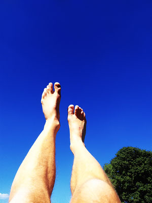 ... auf Himmelswegen ...