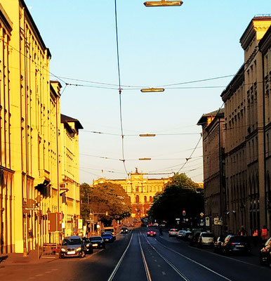 Maximilianstraße & Maximilianeum