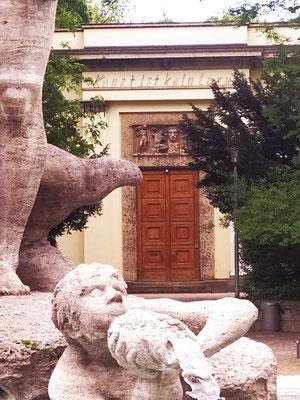 Kunstpavillon/Alter Botanischer Garten