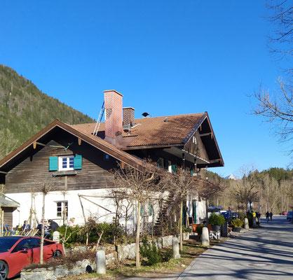 'la stazione' - bob haltestelle fischhausen-neuhaus