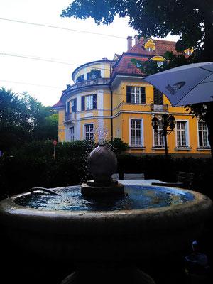 """""""Paradiso""""-Brunnen, 25.06.XX"""