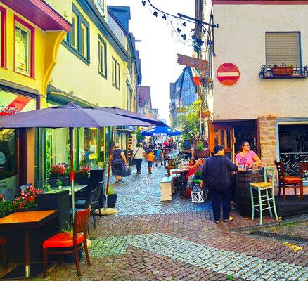Gelnhausen Langgasse, 07.08.XX