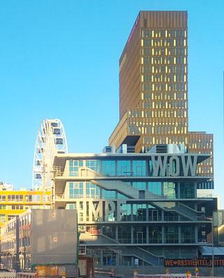 """das """"Werksviertel"""" am Ostbahnhof"""