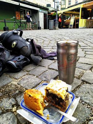 Kaffee & Kuchen Picknick, Viktualienmarkt
