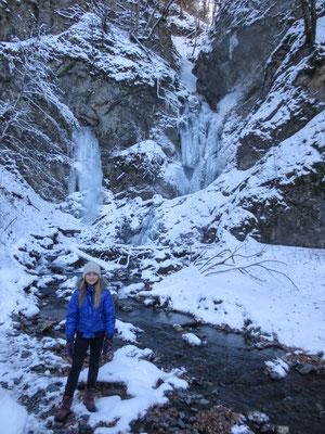 Wasserfall in Arnoldstein