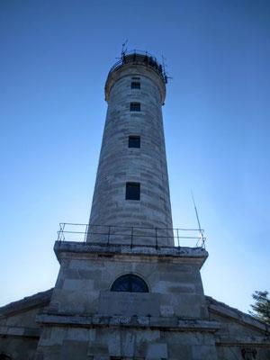 ...nördlichste Leuchtturm Kroatiens