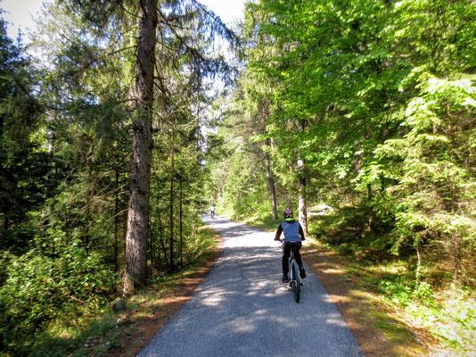 Gailtalradweg Schütt/ Dobratsch