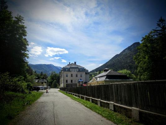 Der ehemalige Kurort Mittwald ob Villach