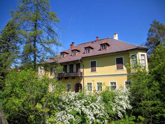 Das Wiegele-Haus in Nötsch (Bäckerei und Museum des Nötscher Kreises)