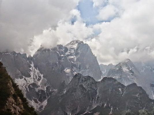Wischberg im Nebel