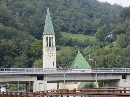 Die Kirche von Dogna