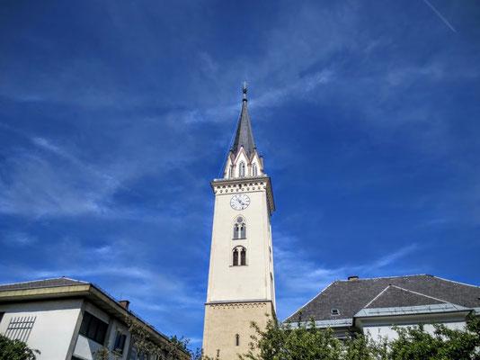 Villacher Stadtpfarrkirche