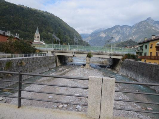 Brücke Pontebba - Pontafel