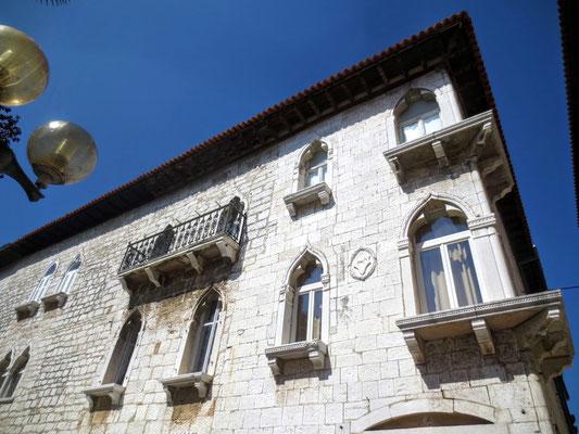 Venezianische Spuren der Vergangenheit in Porec