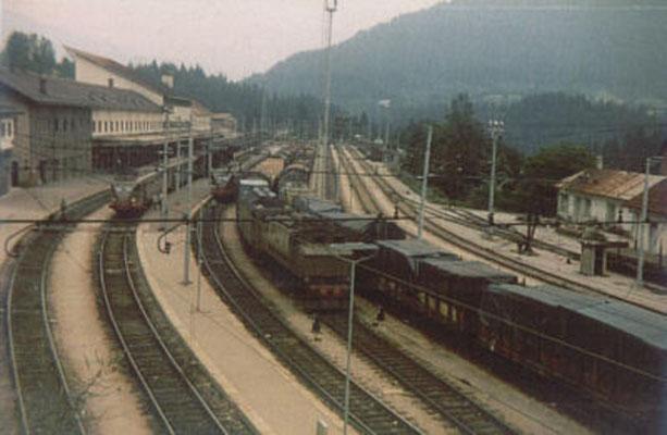 In den 1980er Jahren
